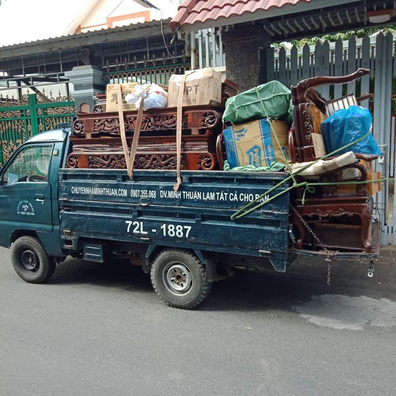 Dịch vụ chuyển nhà giá rẻ tại Vũng Tàu